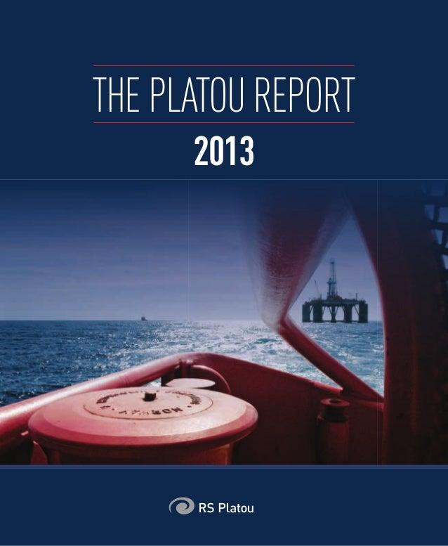 the platou report      2013