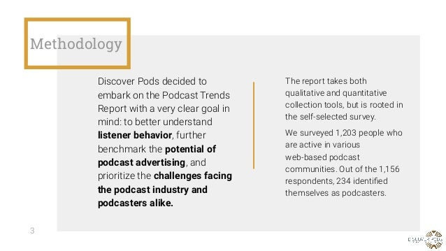 The Podcast Trends Report 2019 Slide 3