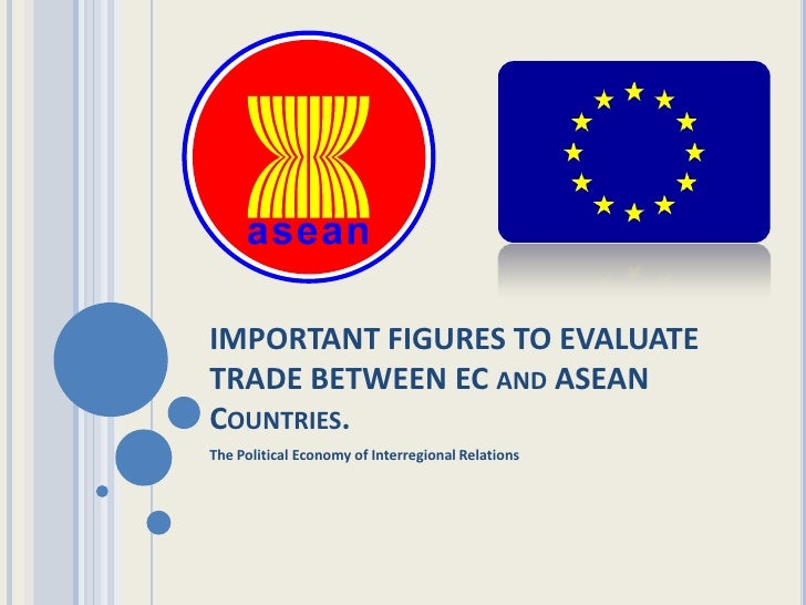 asean centrality and the us economic relationship with other countries