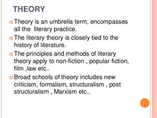 The opinion of terry eagleton on structuralism in fictional and scientific literature