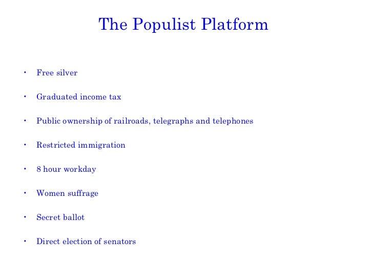 Populist Party