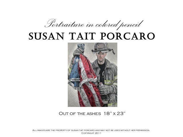 The portraiture of Susan Tait Porcaro