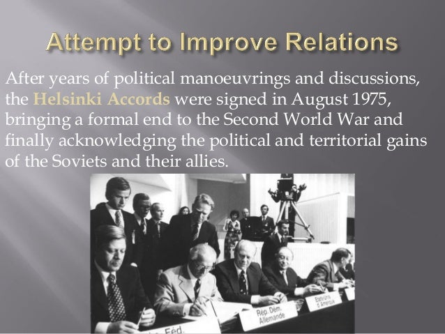 The political tension and military rivalry during world war ii between the soviet and american blocs