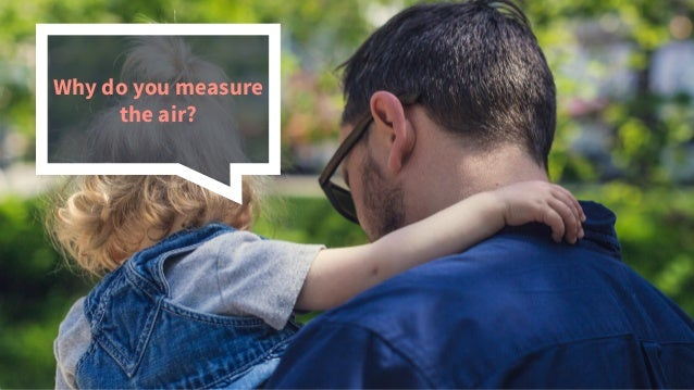 The potential impact of a citizen-driven air quality measurement project Slide 3