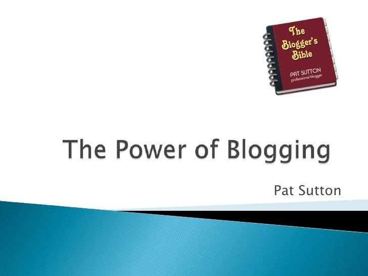 Pat Sutton