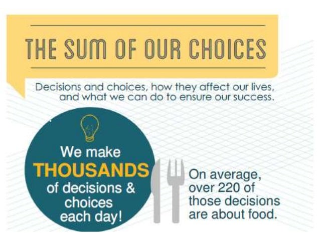 Created by: www.perspectivecubed.com http://healthland.time.com/2012/09/04/making-choices-how-your-brain-decides/ http://w...