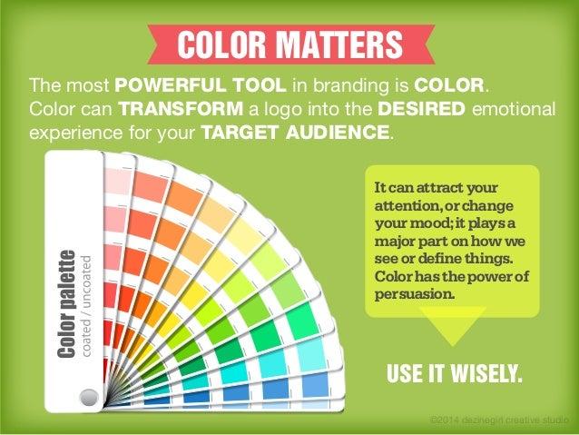 The Power of Color in Branding Slide 2