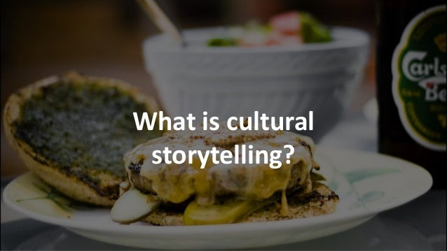 Webinar 1: The Power of Cultural Storytelling and Place-Based Narrative Slide 3