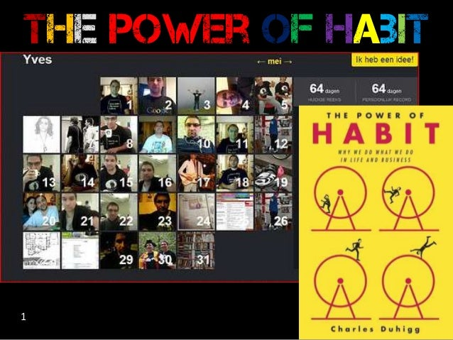 The Power of Habit  1
