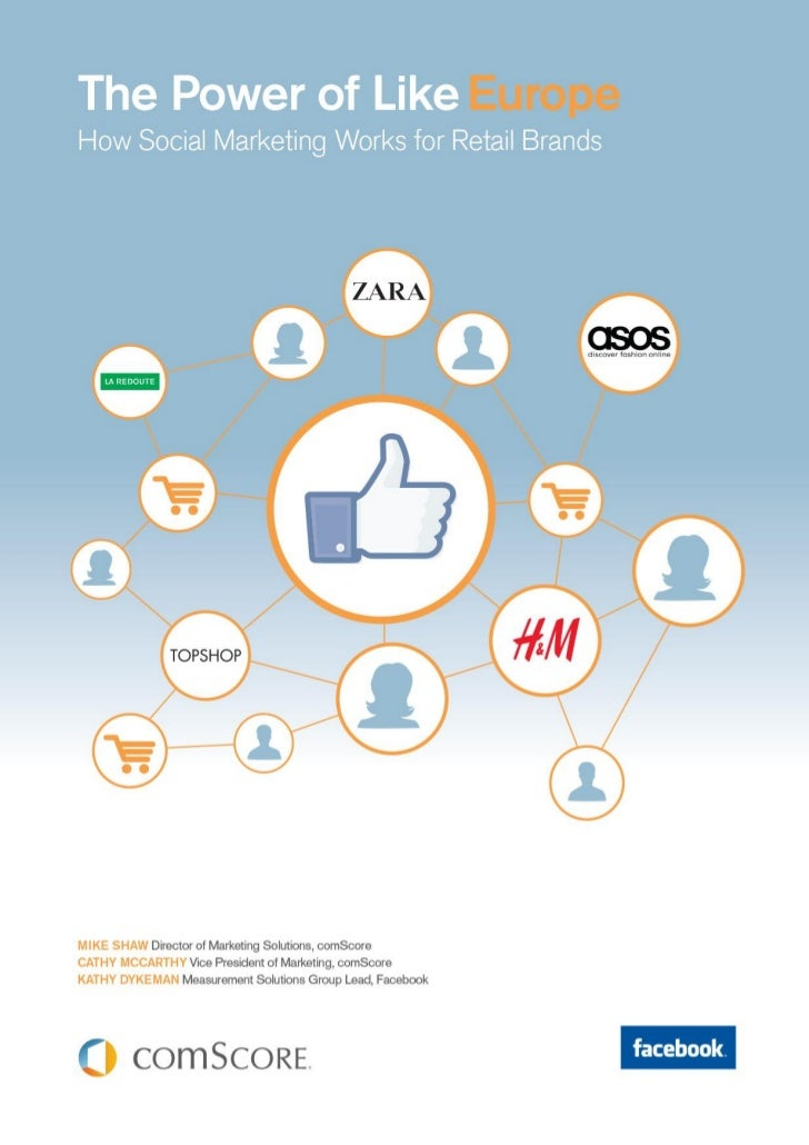 The Power of Like Europe: How Social Marketing Works for Retail BrandsExecutive SummaryThe following white paper is based ...