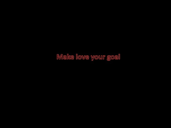 Image result for goal love