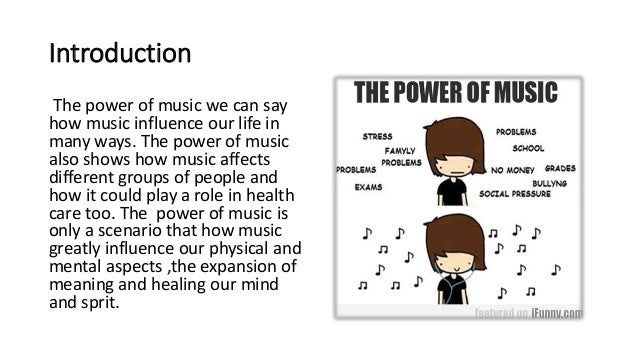 how does music affect your life essay