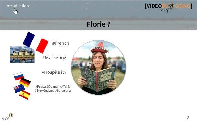 The power of storytelling through video blogging Slide 2