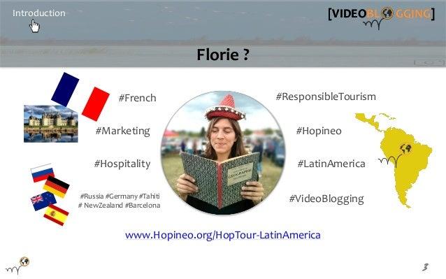 The power of storytelling through video blogging Slide 3