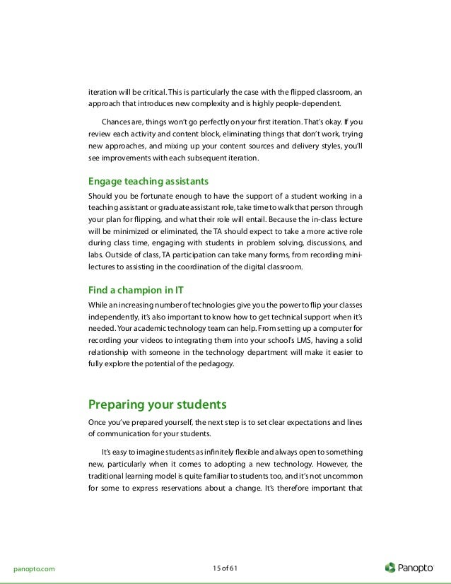The practical guide to flipping your classroom an ebook by the pano 15 fandeluxe Choice Image