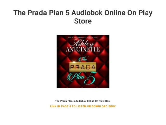 new product 5433f 96ff6 The Prada Plan 5 Audiobok Online On Play Store