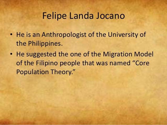 felipe landa jocano F landa jocano has 18 books on goodreads with 2240 ratings f landa jocano's most popular book is filipino prehistory: rediscovering precolonial herita.