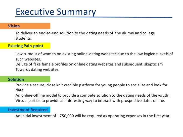 Stats on dating websites