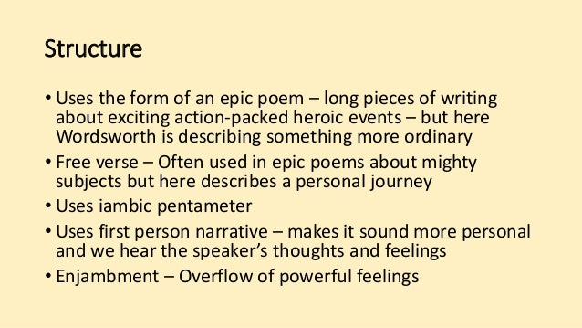 william wordsworth poems on nature with summary