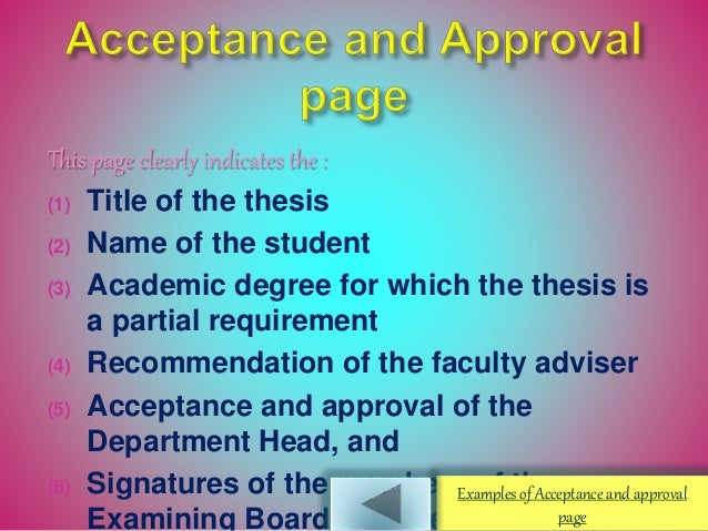 part of thesis Parts of a thesis prelims main body of thesis end matter the diagram above shows the basic layout of a thesis the thesis is made up of three major elements: prelims: everything that comes.