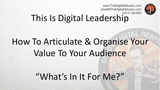 #ownonline • Start to Establish Your Online Platform with the 7 Frames of Digital Leadership (FRAME 1 & 2). • Grow Your CO...