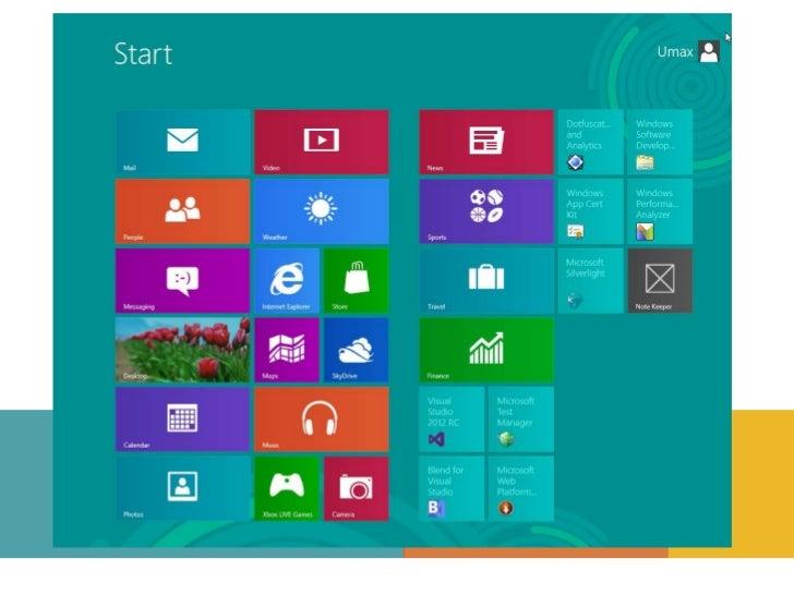 Development Application for Windows 8 by Eugene Kiriyan Slide 2