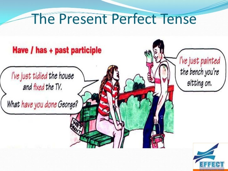 The Present Perfect Tense 11829877 on Present Perfect Passive Voice Worksheet