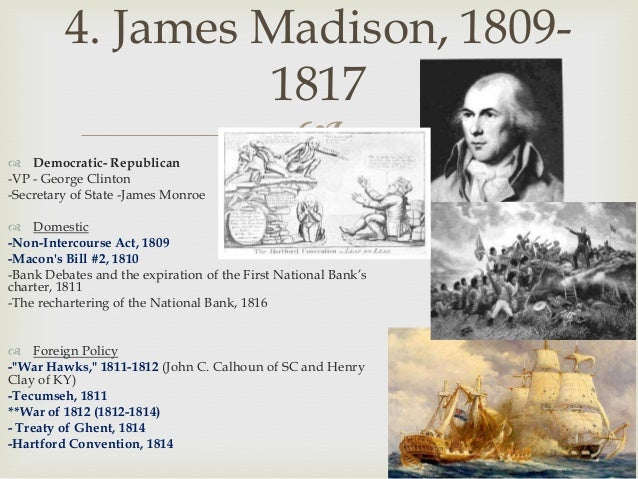 thomas jefferson foreign domestic policies Part 2 – domestic policy and foreign policy  president jefferson  acknowledged that if the federal government wanted to get into the education  business, then.
