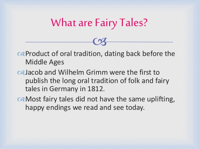 fairy tales essay example Morality and fairy tales purpose: this essay asks you to use rhetorical analysis, modes of argumentation and persuasion,  for example, obedience is the.