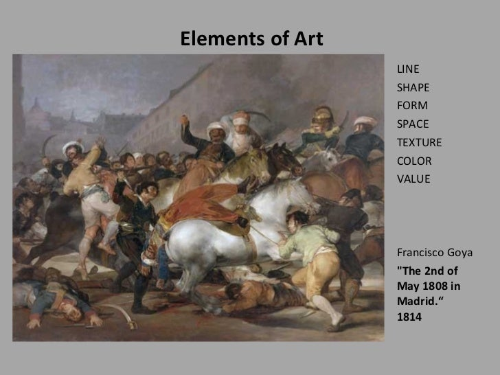 Elements Of Art Value : The principles of design