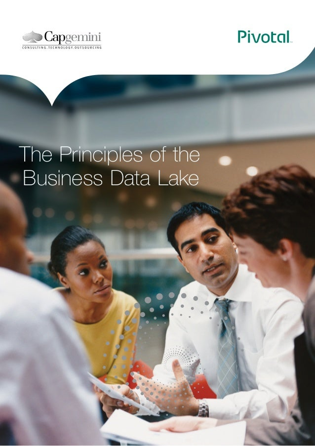 The Principles of the Business Data Lake