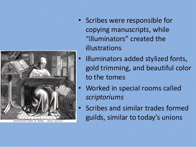 The printing press Slide 3