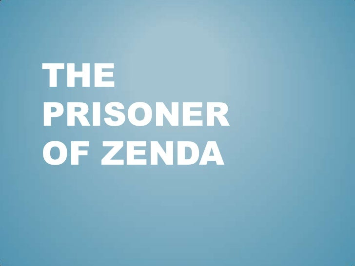 The Prisoner of Zenda<br />