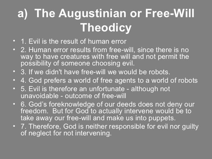 Logical Problem of Evil
