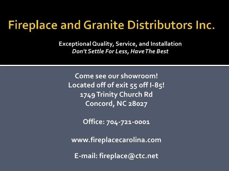 Granite Countertops-The process
