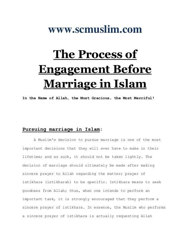 Muslim premarital sex