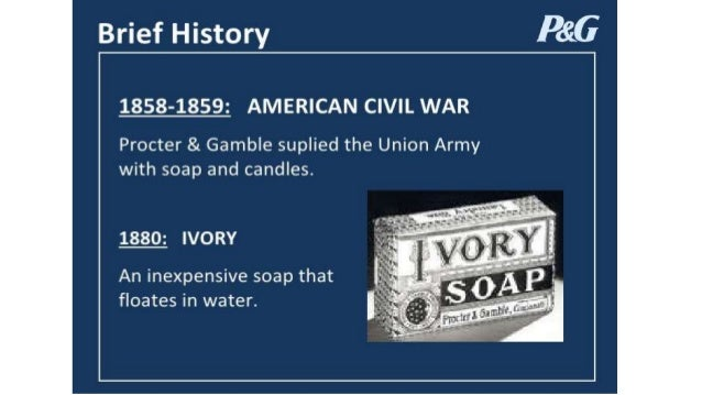 the procter and gamble company overview What is procter & gamble company click here and find out learn more about p&g brands, types of products including family, personal and household care products, and also product safety, corporate & social responsibility and environmental protection.