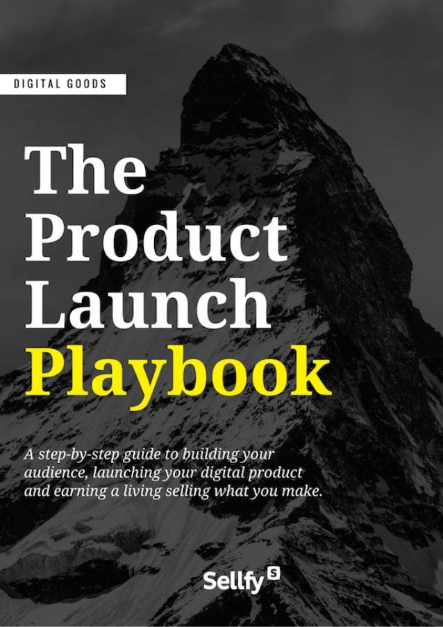 The Product Launch Playbook