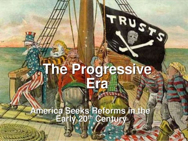 an introduction to the history of the progressive era The progressive era economy has its roots in the progressive era — from the introduction by patrick newman history courses, the progressive era.