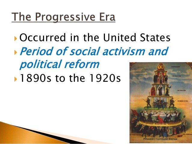 Political and Social Reforms