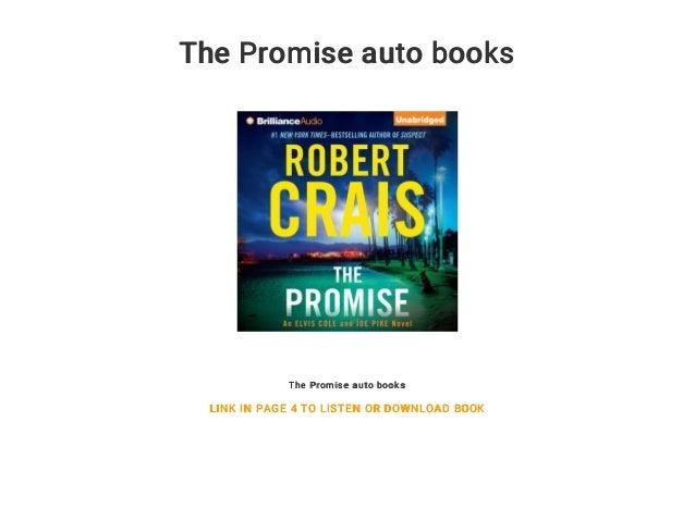 The Promise Auto Books