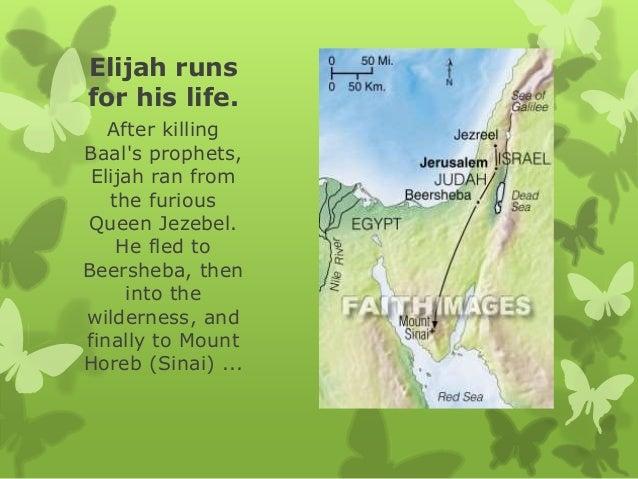 the prophet elijah a model of seer