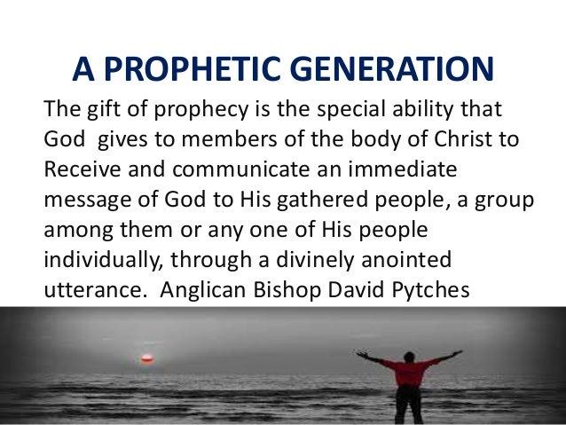 Prophetic Intercessor