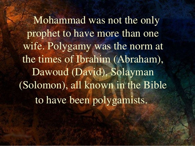 The Prophets Wife