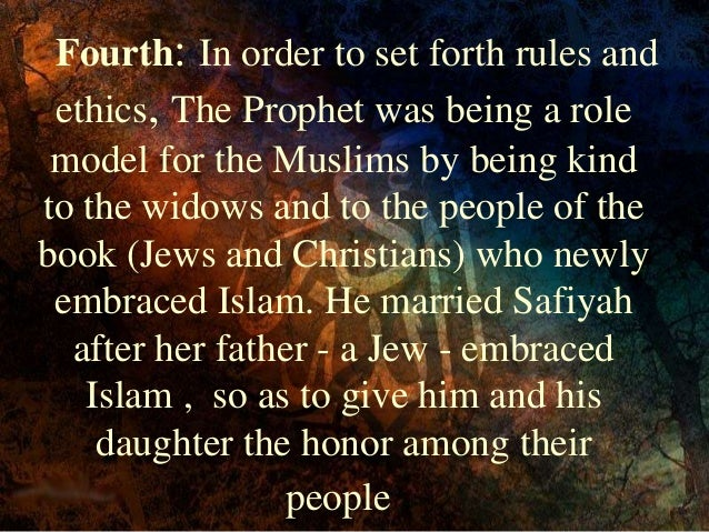 jew and muslim relationship rules