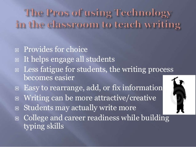 technology use in classroom essay Essay of benefits of technology in education english language essay print reference this the teacher and the student both can use the technology to enhance the teaching and learning many people are worried of the possible harmful effects of using technology in the classroom or at home.