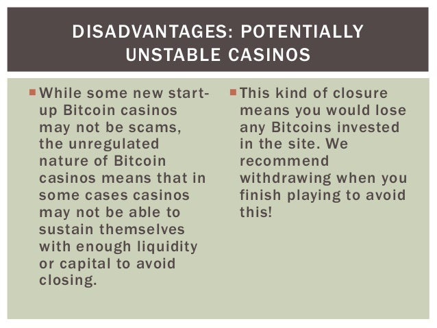 Online Casino Scams  Helping Players avoid online casino