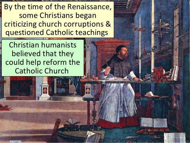 Unit 2- Humanism, The Renaissance, and The Protestant Reformation Questions