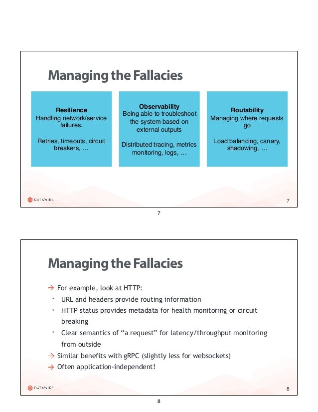 The rise of Layer 7, microservices, and the proxy war with