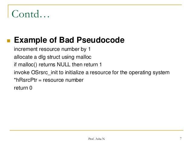 Pseudocode Geccetackletarts